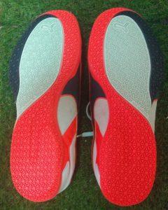 宮城県仙台市 足と靴のトラブル 靴(シューズ)の底 片減り 減り具合 靴合わせ フィッティング オーダーメイドインソール