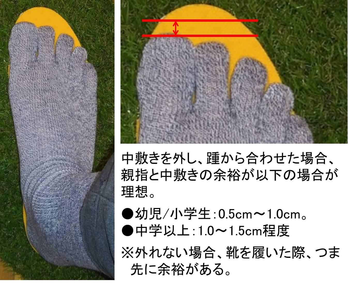 宮城県仙台市 靴のサイズ