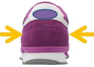 ヒールカウンター 宮城県仙台市 足 靴 トラブル 相談 靴合わせ オーダーメイドインソール